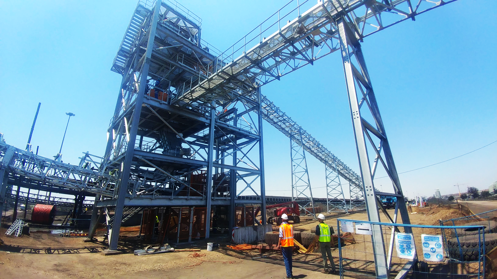 SPECIALISED CONSULTING IN THE MINING SECTOR